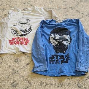 Star Wars Long Sleeve Shirt